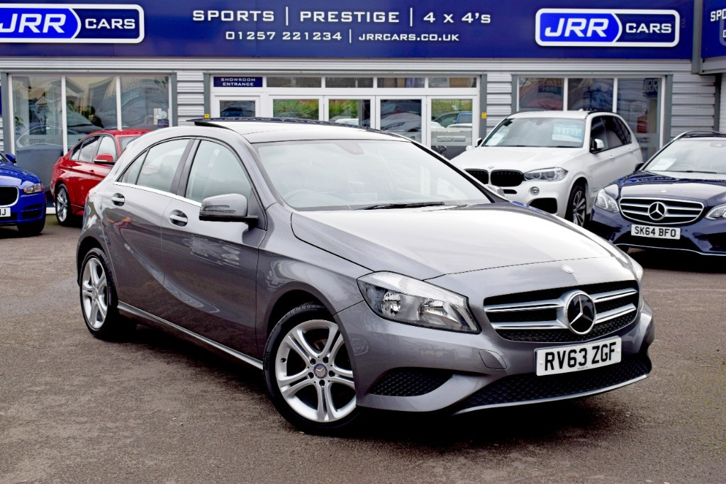 used Mercedes A180 USED CDI BLUEEFFICIENCY SPORT in chorley-lancashire