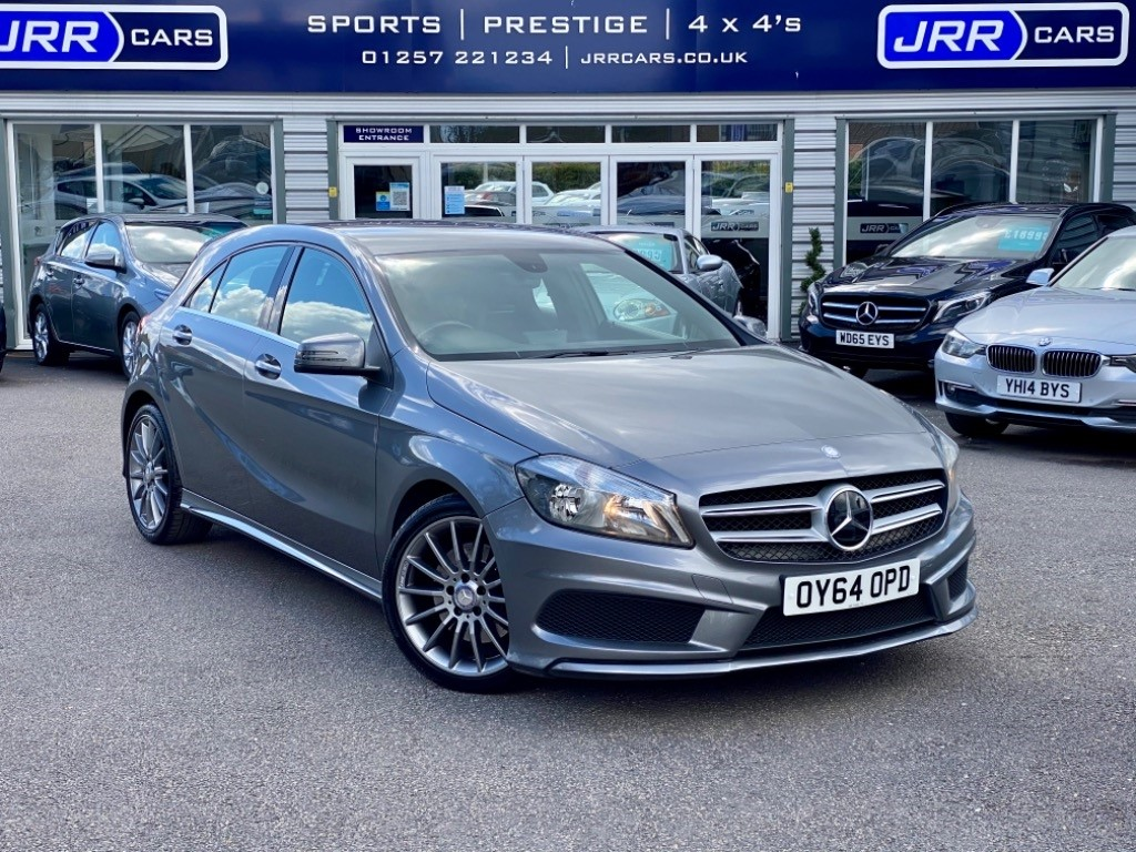 used Mercedes A220 CDI BLUEEFFICIENCY AMG SPORT USED in chorley-lancashire