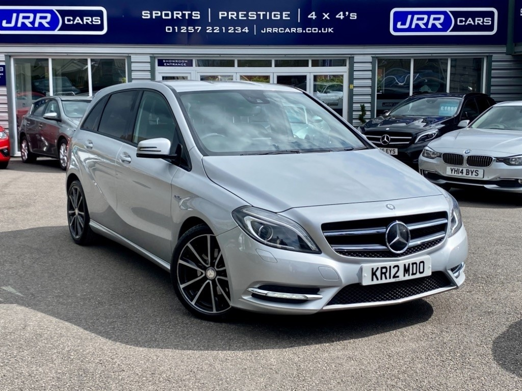used Mercedes B200 CDI BLUEEFFICIENCY SPORT USED in chorley-lancashire