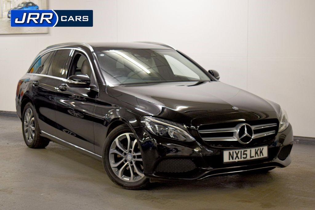 used Mercedes C220 BLUETEC SPORT in preston-lancashire