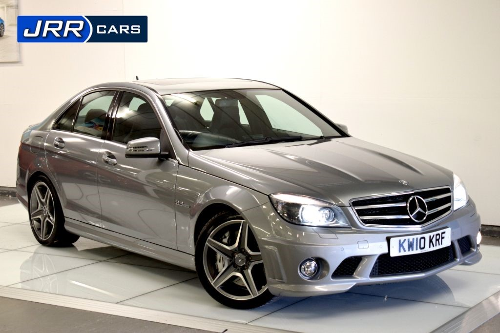 used Mercedes C63 AMG  in preston-lancashire