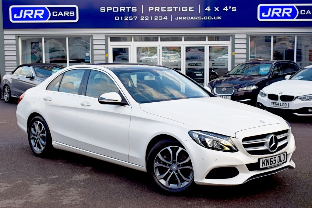used Mercedes C200 SPORT PREMIUM in preston-lancashire