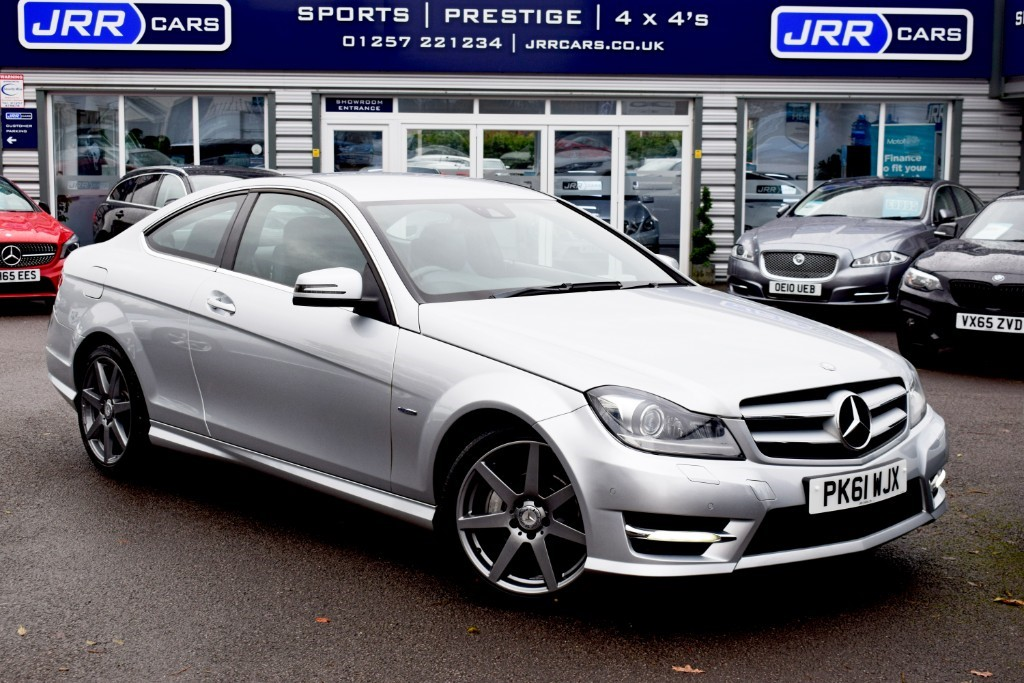 used Mercedes C220 USED CDI BLUEEFFICIENCY AMG SPORT ED125 in preston-lancashire