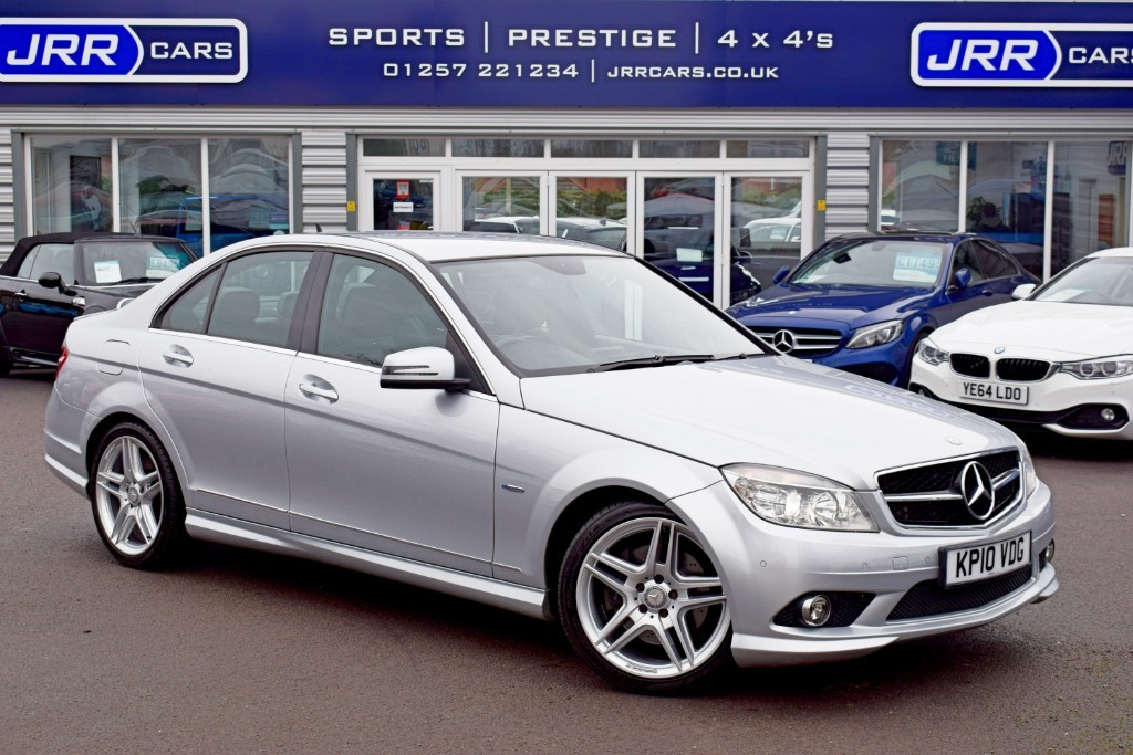 used Mercedes C350 CDI BLUEEFFICIENCY SPORT in preston-lancashire