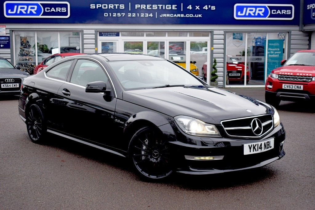 used Mercedes C63 USED AMG in chorley-lancashire