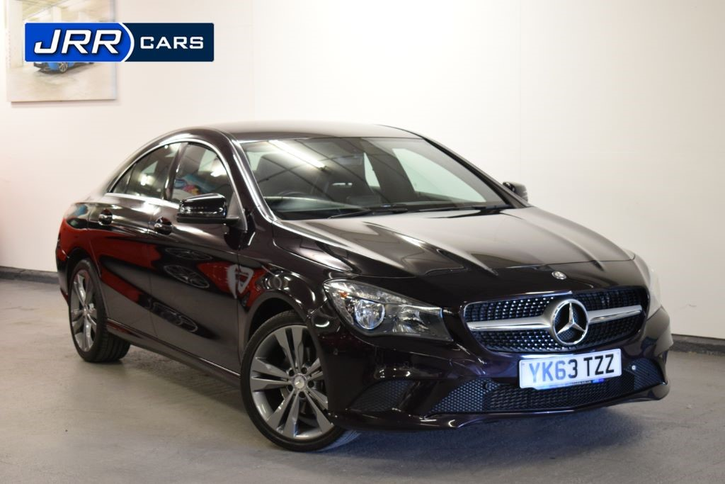 used mercedes cla class cla180 cla180 sport for sale in lancashire. Black Bedroom Furniture Sets. Home Design Ideas