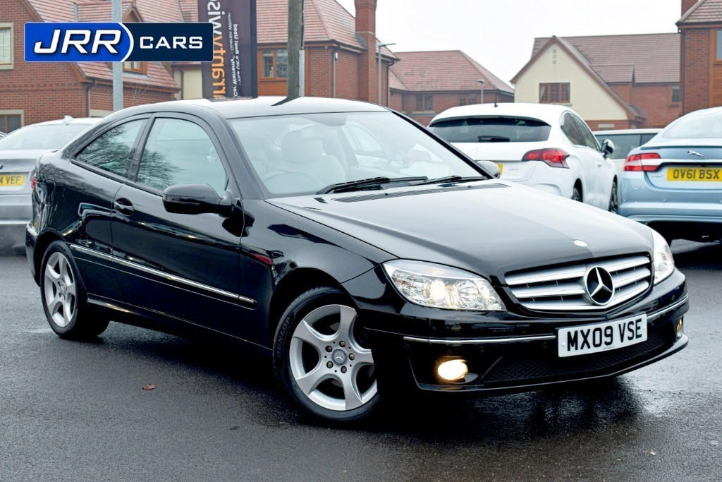 used Mercedes CLC220 CDI SE in preston-lancashire