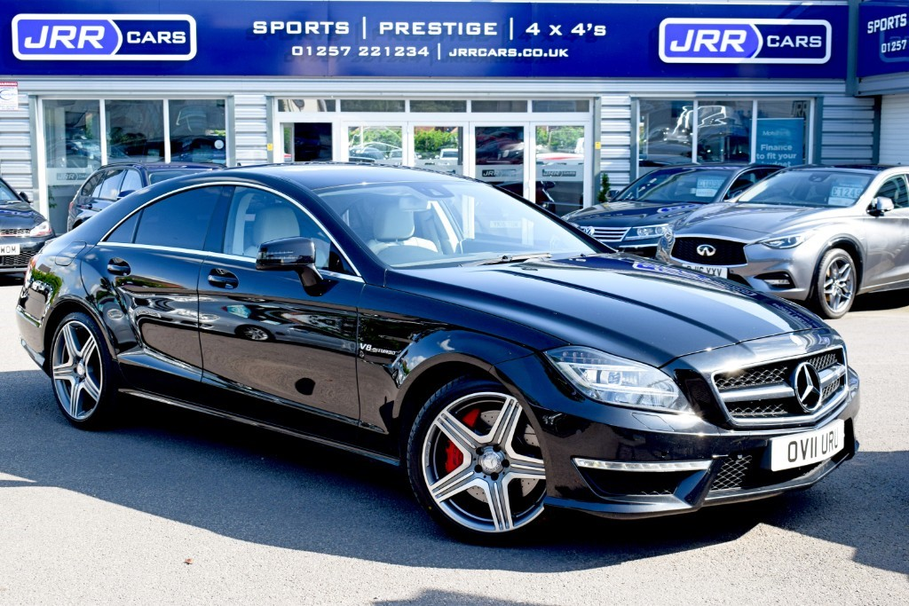 used Mercedes CLS63 AMG CLS63 AMG in preston-lancashire