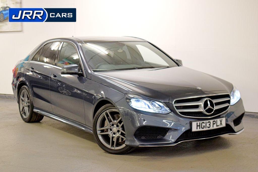 used Mercedes E350 BLUETEC AMG SPORT in preston-lancashire