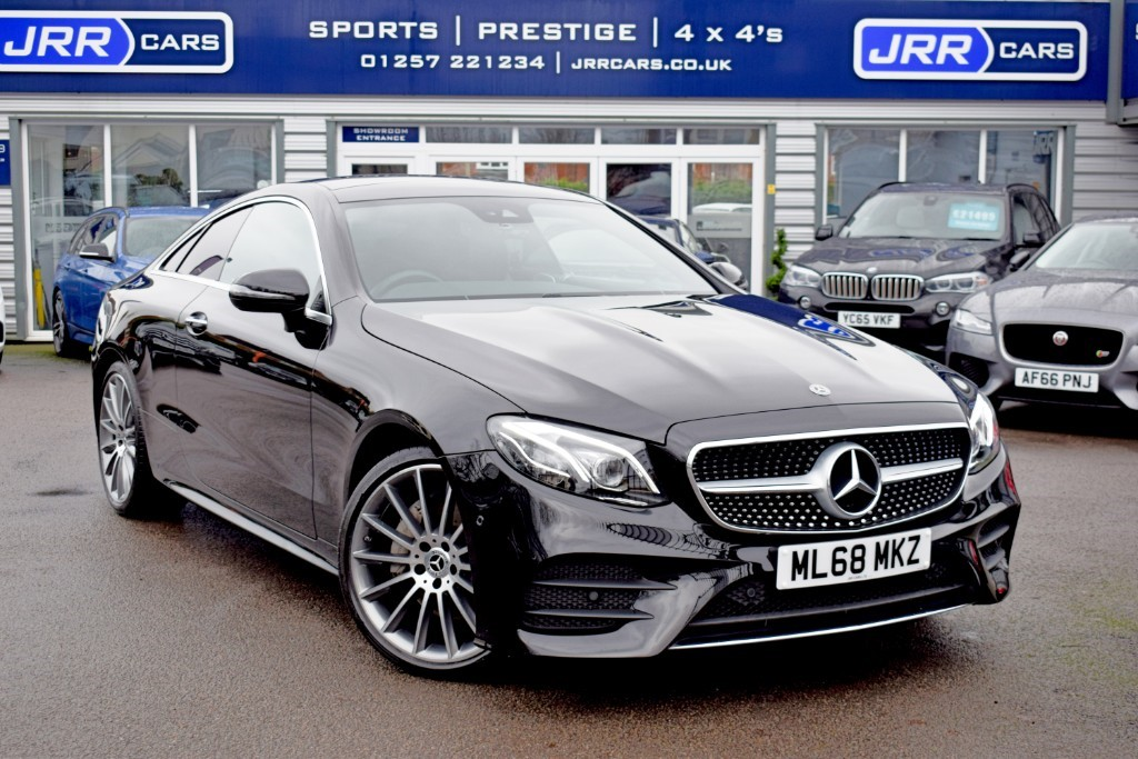 used Mercedes E220 E  D AMG LINE PREMIUM PLUS USED in chorley-lancashire