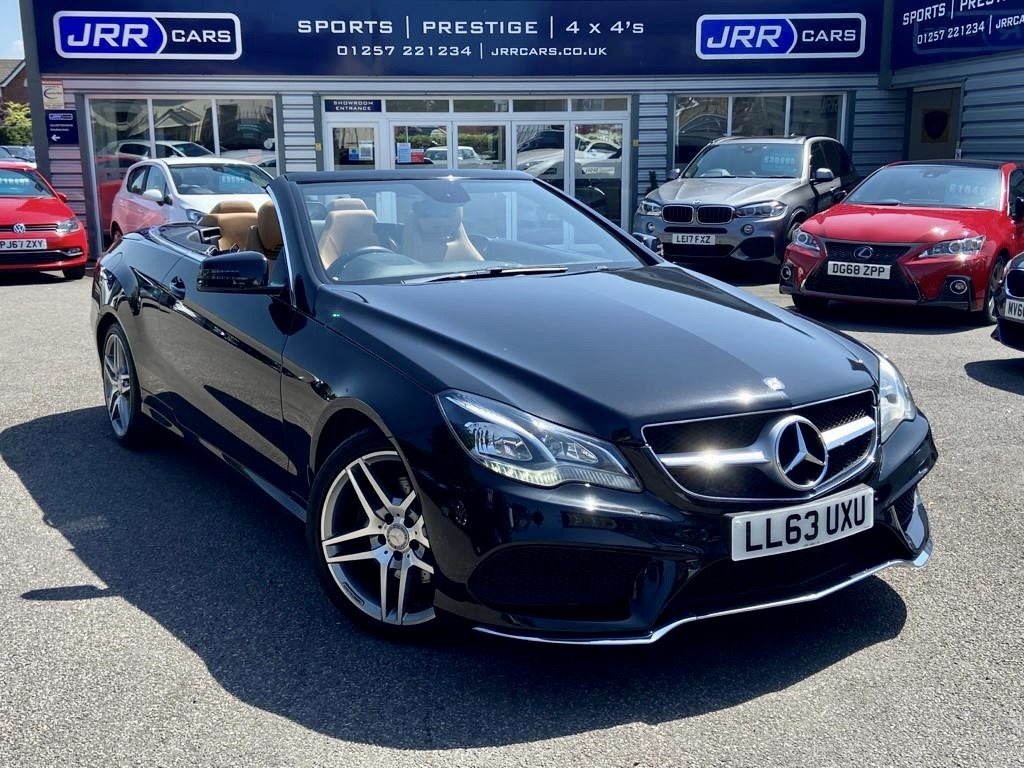 used Mercedes E250 CDI AMG SPORT USED in chorley-lancashire