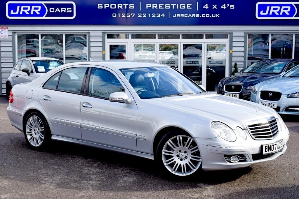 used Mercedes E280 CDI SPORT in preston-lancashire