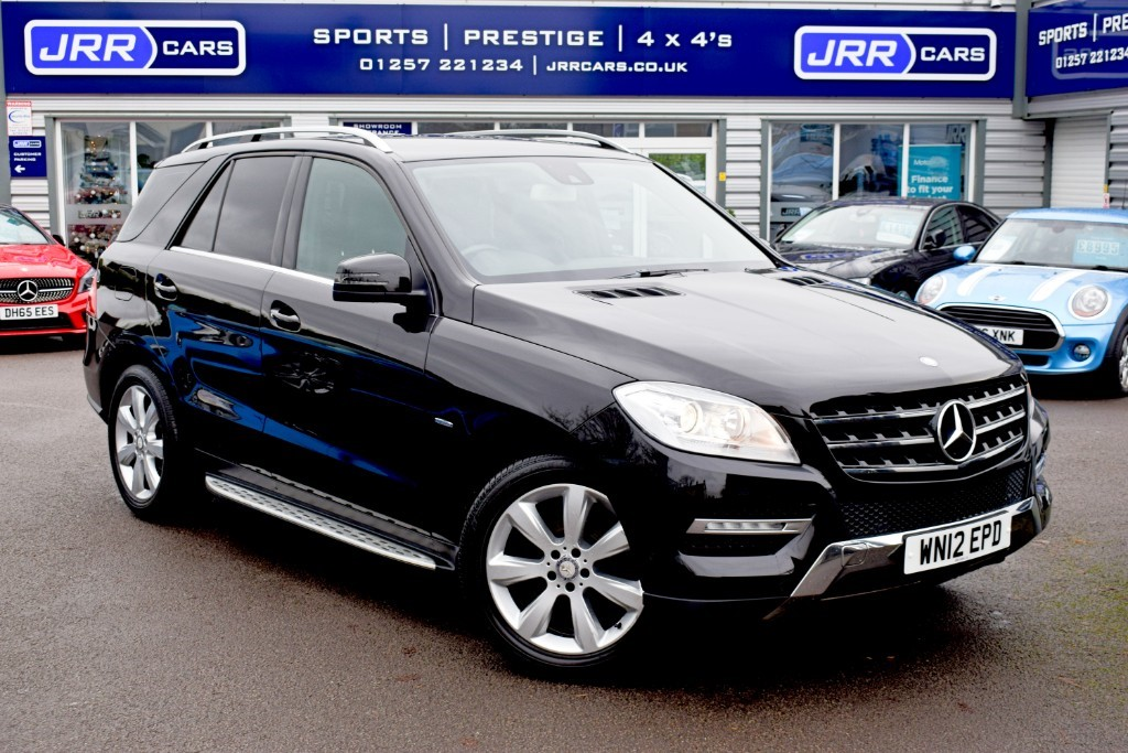 used Mercedes ML250 USED BLUETEC SPECIAL EDITION in preston-lancashire