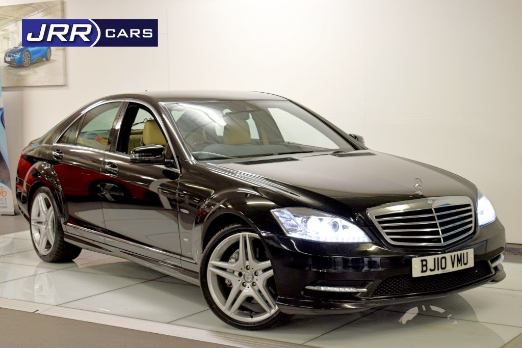 used Mercedes S350 CDI BLUEEFFICIENCY in preston-lancashire