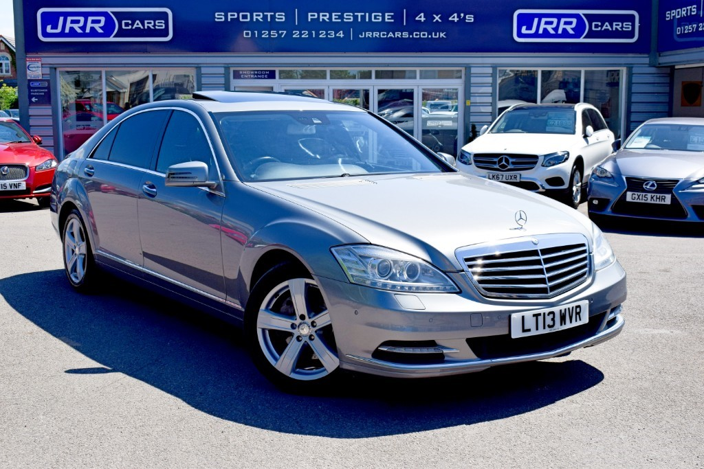 used Mercedes S350 BLUETEC L USED in chorley-lancashire
