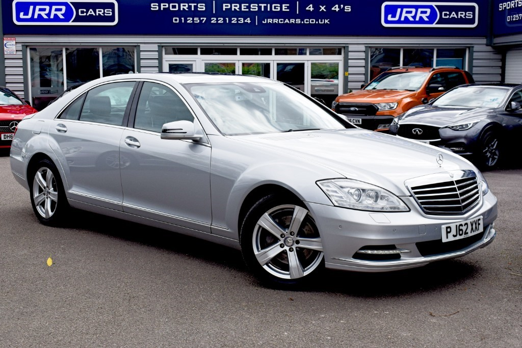 used Mercedes S350 USED BLUETEC L in preston-lancashire