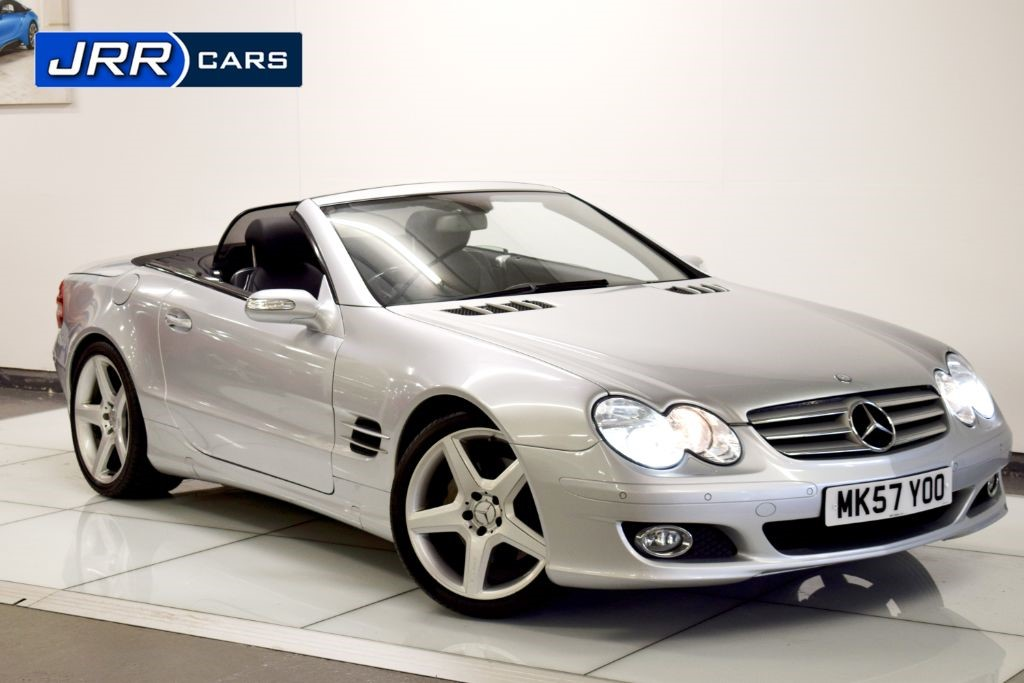 used Mercedes SL SL350 in preston-lancashire