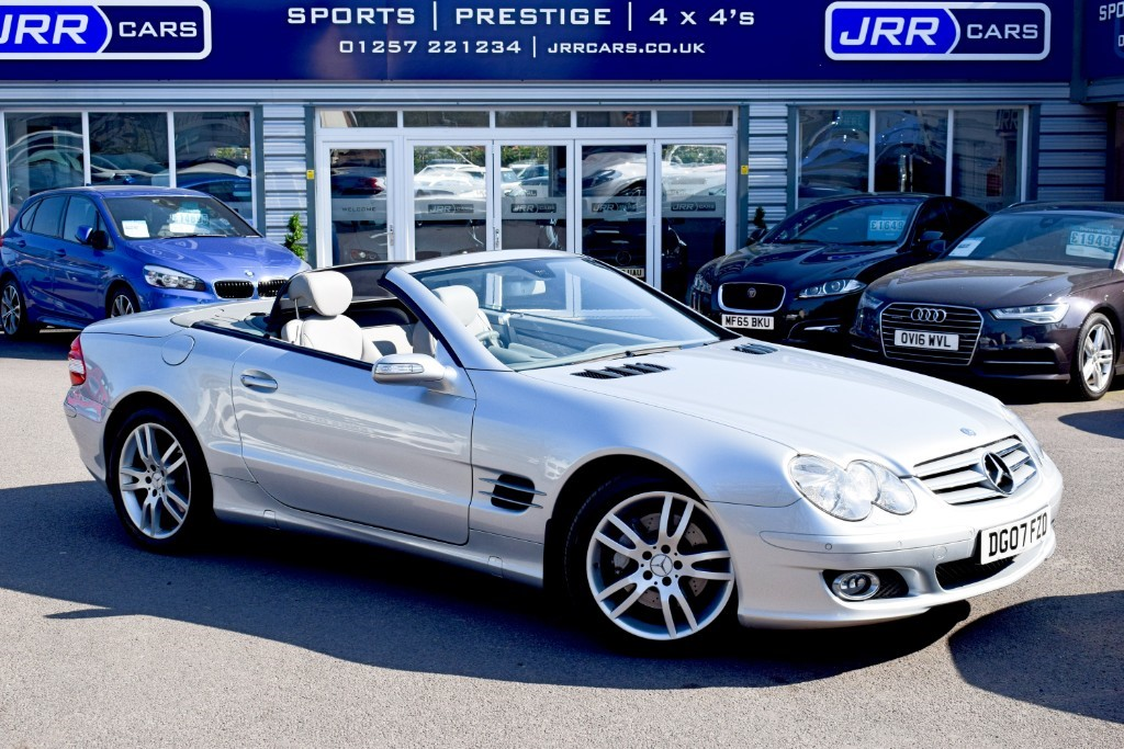 used Mercedes SL SL 350 in preston-lancashire