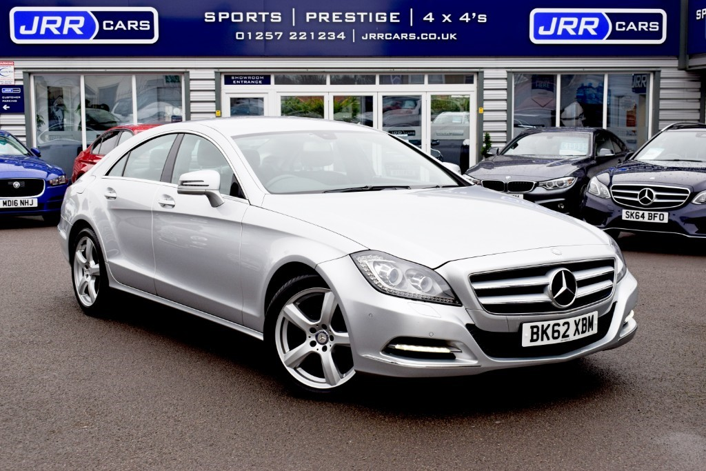 used Mercedes CLS350 CDI USED CLS350 CDI BLUEEFFICIENCY in chorley-lancashire