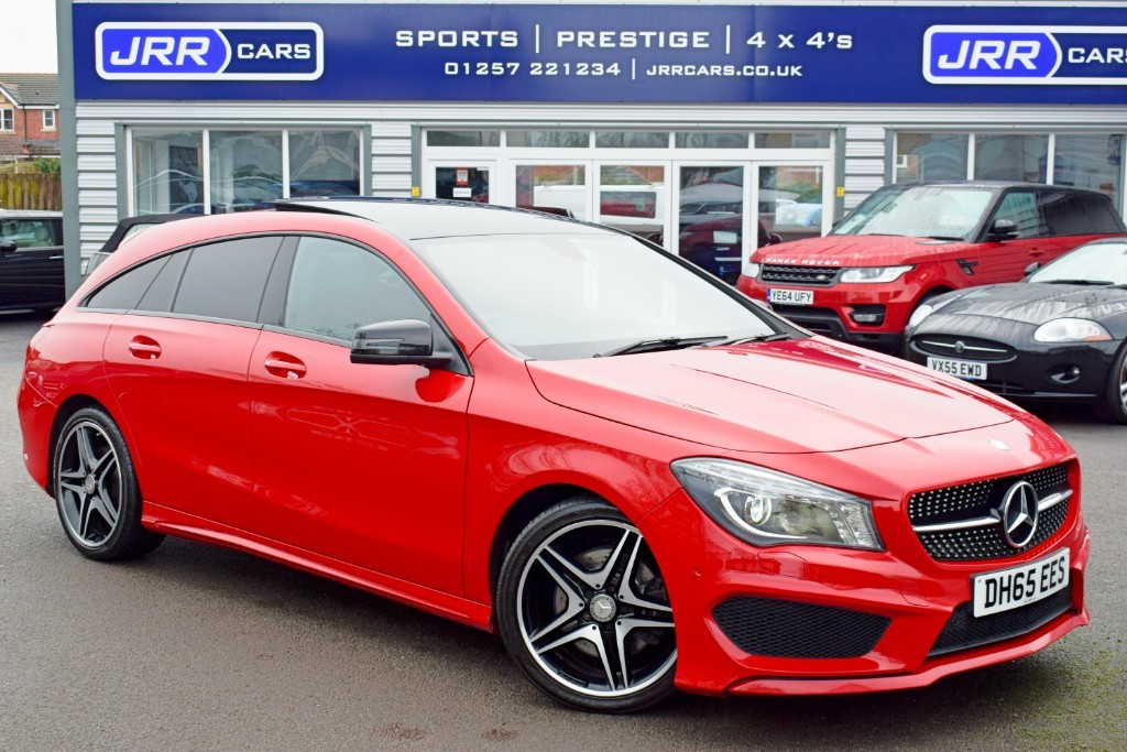 used Mercedes CLA 220 CDI CLA 220 D AMG SPORT in preston-lancashire