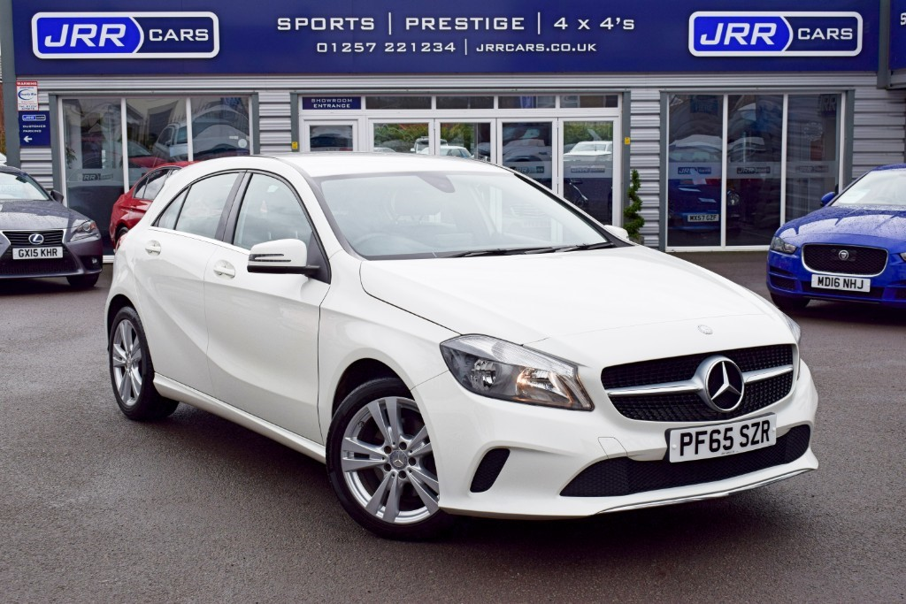 used Mercedes A180 A 180 SPORT USED in chorley-lancashire