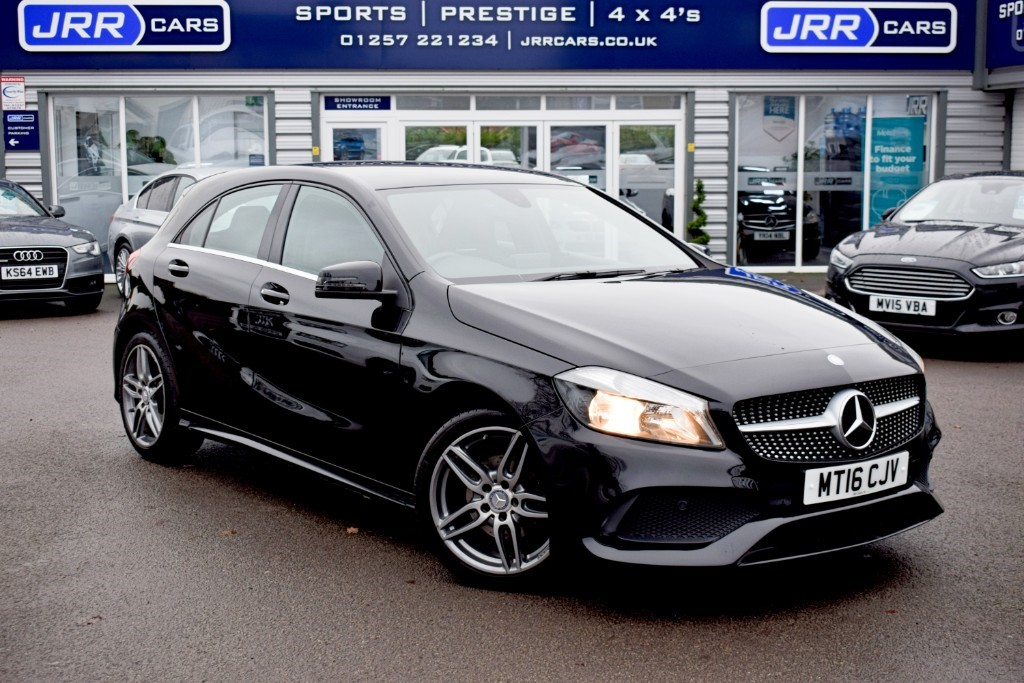 used Mercedes A180 USED A 180 D AMG LINE in preston-lancashire