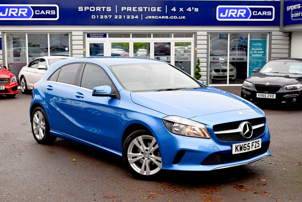used Mercedes A180 CDI USED A 180 D SPORT in preston-lancashire