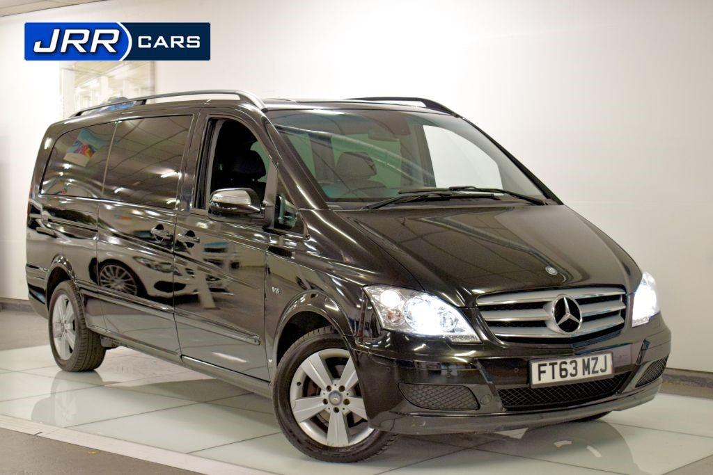 used Mercedes Viano 122 CDI BLUEEFFICENCY AMBIENTE in preston-lancashire