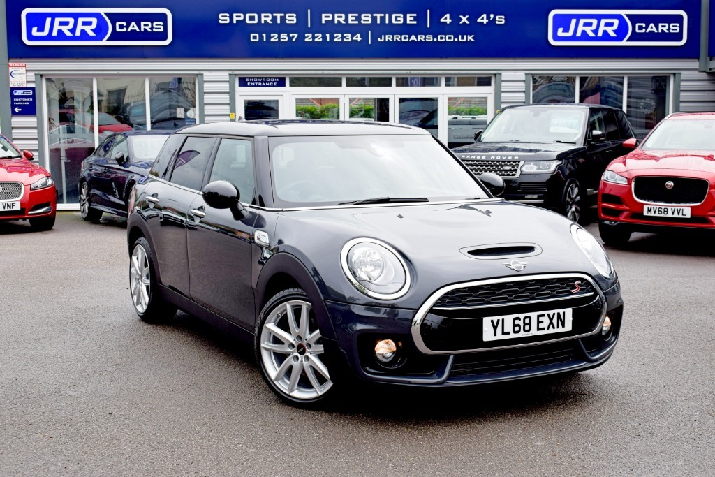 used MINI Clubman COOPER S SPORT USED in chorley-lancashire