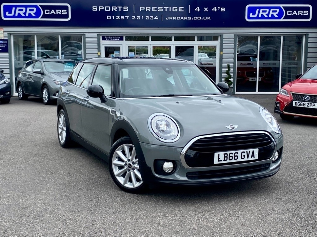 used MINI Clubman COOPER D USED in chorley-lancashire