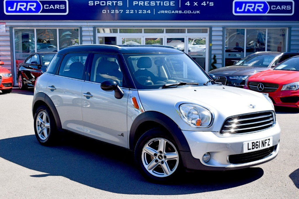 used MINI Countryman COOPER D ALL4 in preston-lancashire