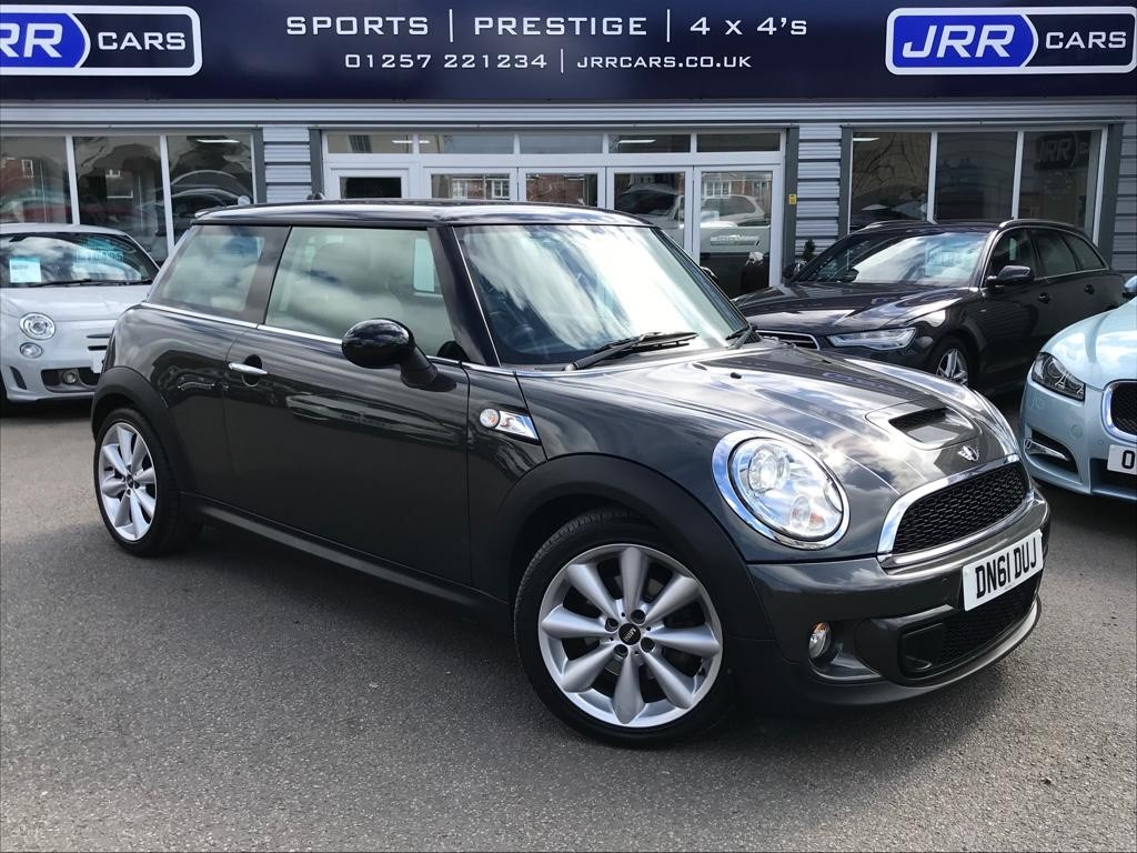 used MINI Hatch COOPER SD in preston-lancashire