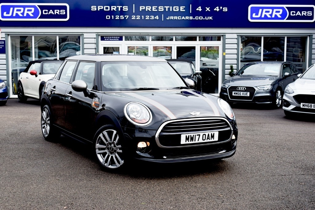 used MINI Hatch COOPER SEVEN USED in chorley-lancashire