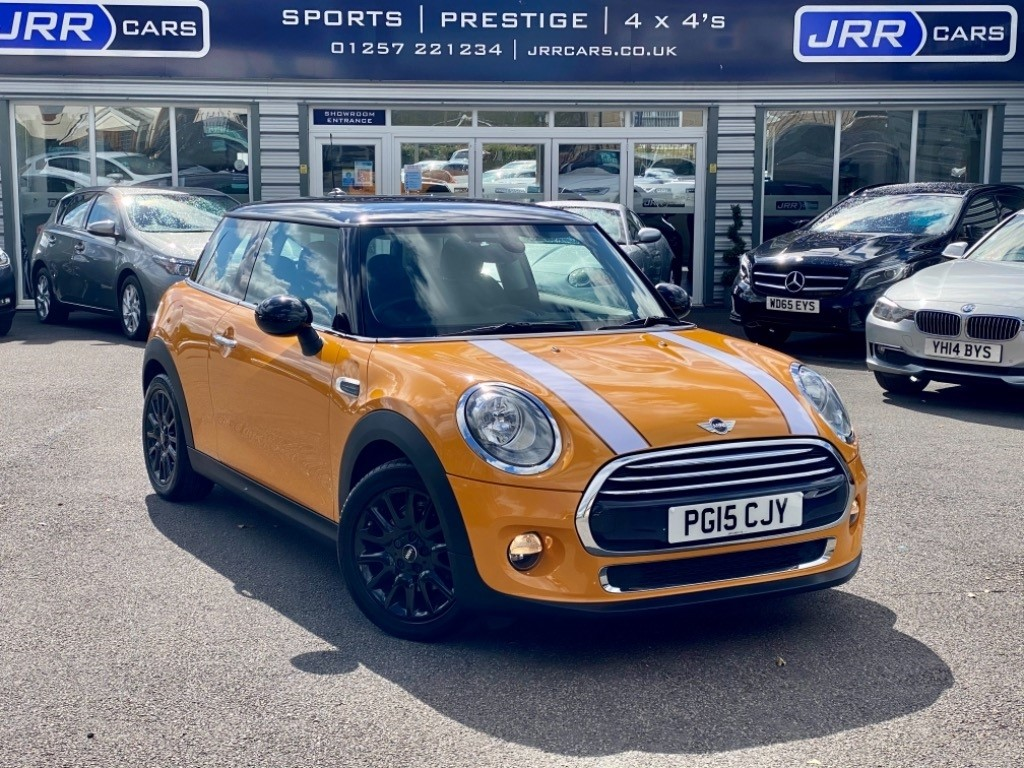 used MINI Hatch COOPER USED in chorley-lancashire