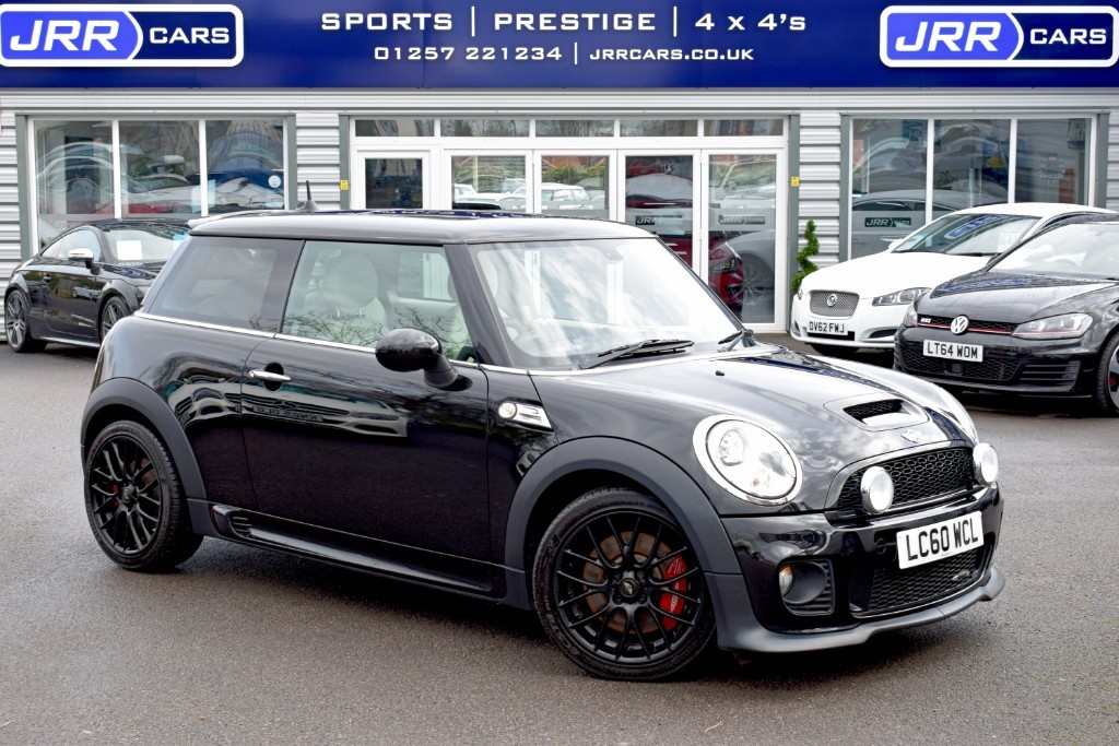 used MINI John Cooper Works JOHN COOPER WORKS in preston-lancashire