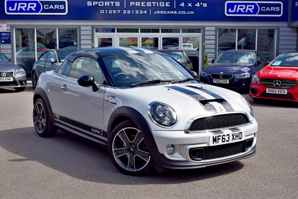 used MINI Coupe COOPER S in chorley-lancashire