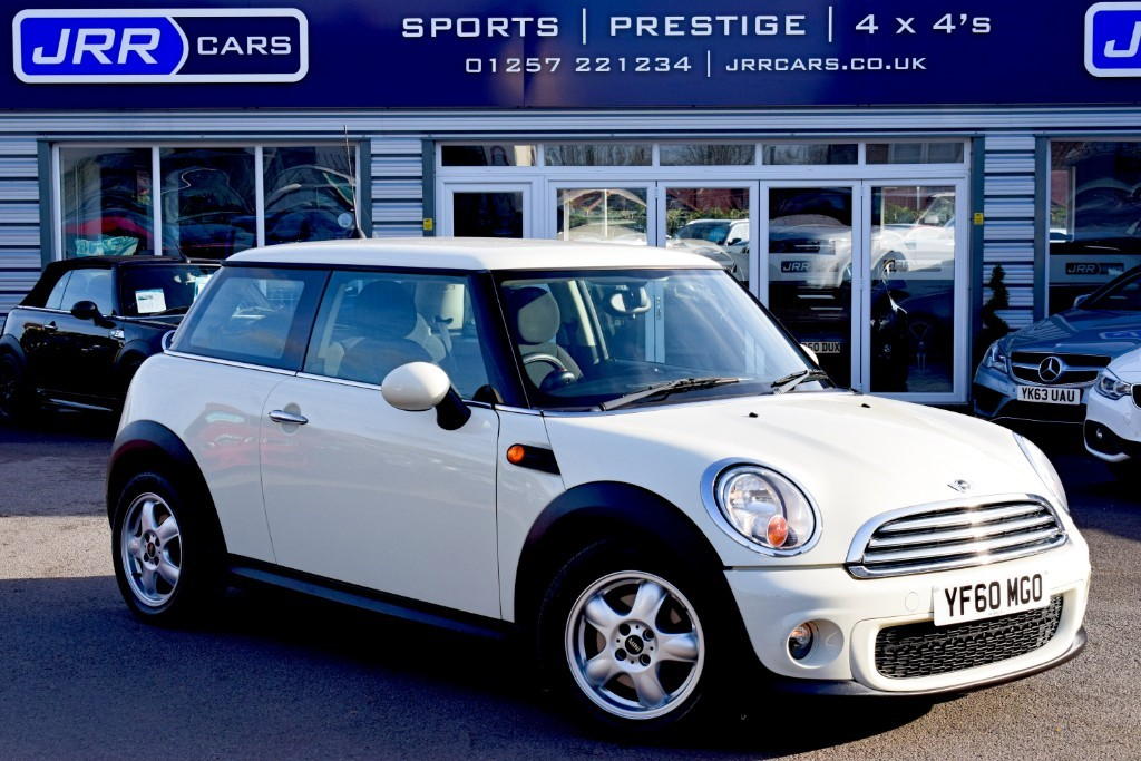 used MINI Hatch COOPER D in preston-lancashire