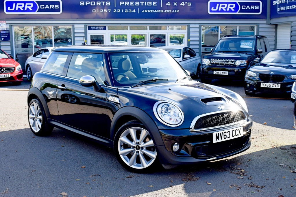 used MINI Cooper S COOPER S in preston-lancashire