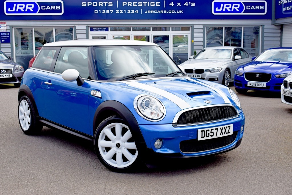 used MINI Hatch COOPER S USED in chorley-lancashire