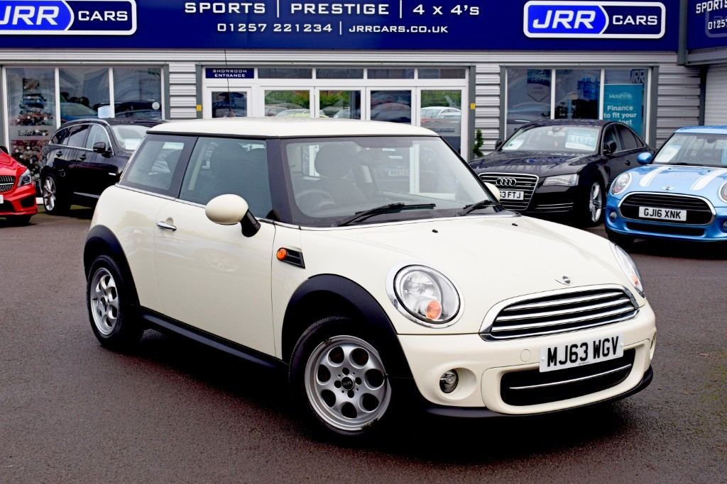 used MINI Hatch USED COOPER in preston-lancashire