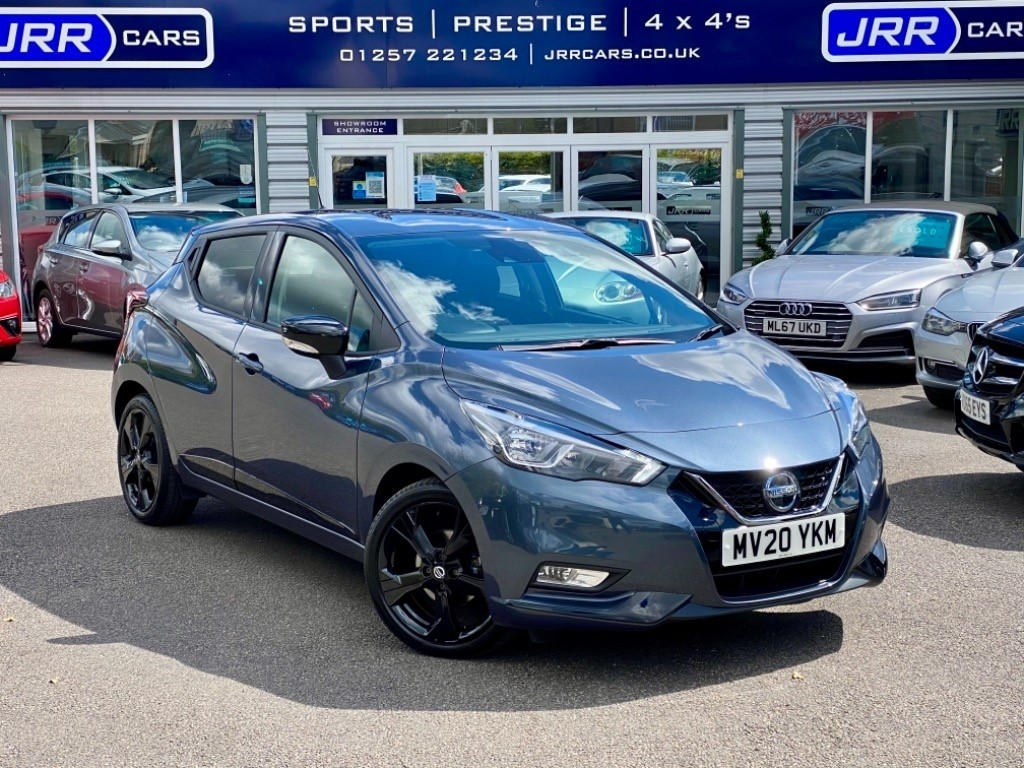 used Nissan Micra IG-T N-TEC XTRONIC USED in chorley-lancashire