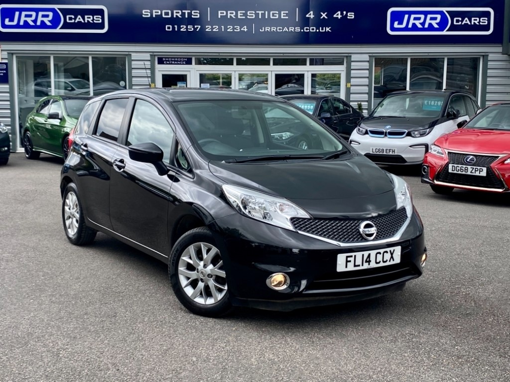 used Nissan Note ACENTA USED in chorley-lancashire