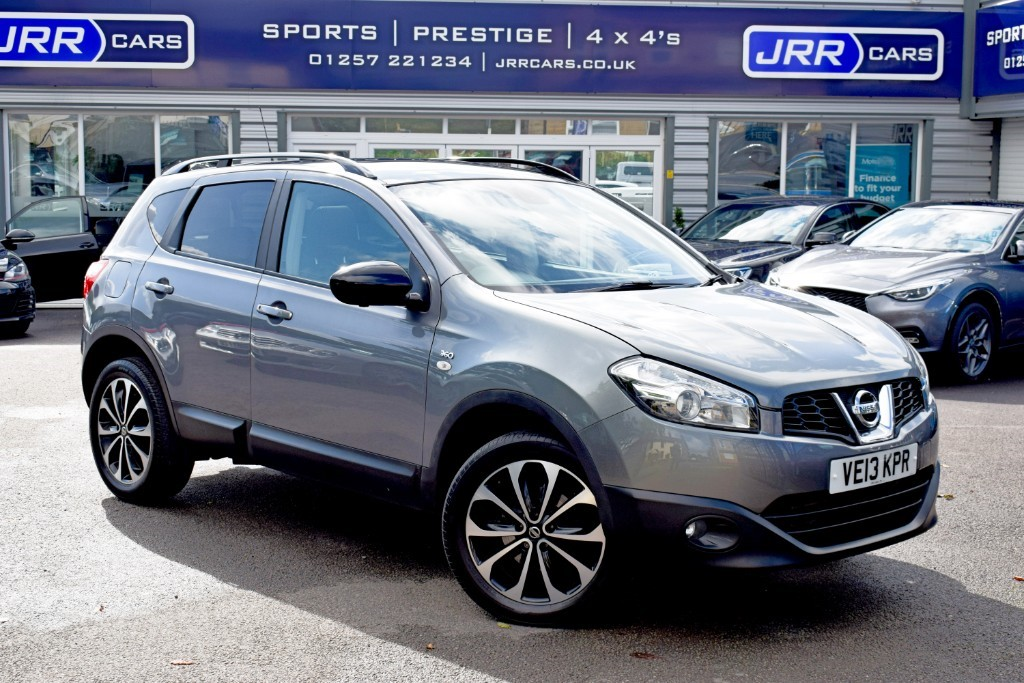 used Nissan Qashqai DCI 360 IS in preston-lancashire