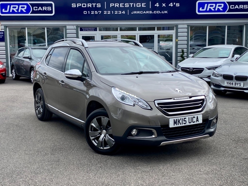 used Peugeot 2008 ALLURE USED in chorley-lancashire