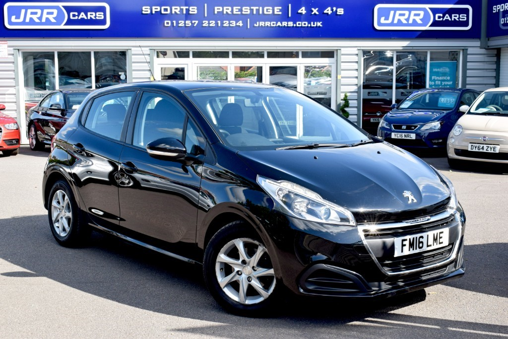 used Peugeot 208 BLUE HDI ACTIVE in preston-lancashire