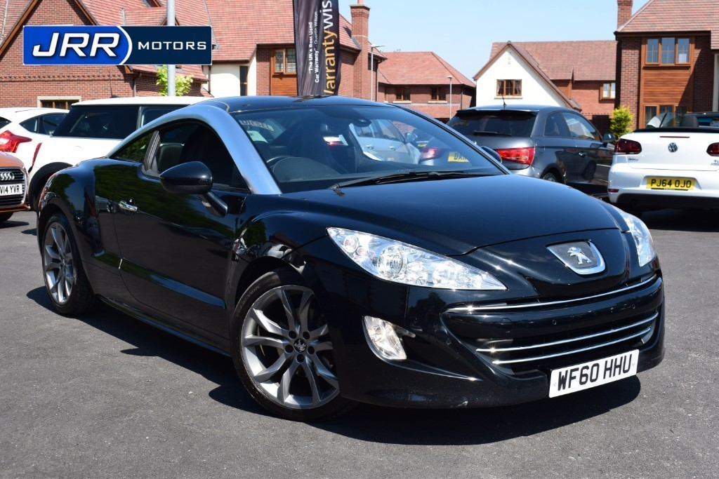 used Peugeot RCZ THP GT in preston-lancashire