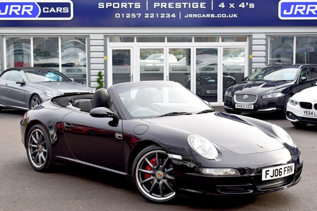 used Porsche 911 CARRERA 2S in preston-lancashire