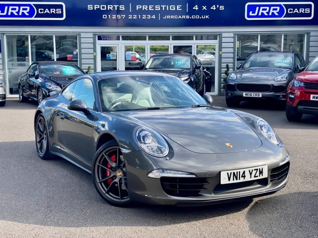 used Porsche 911 CARRERA 4S PDK USED in chorley-lancashire