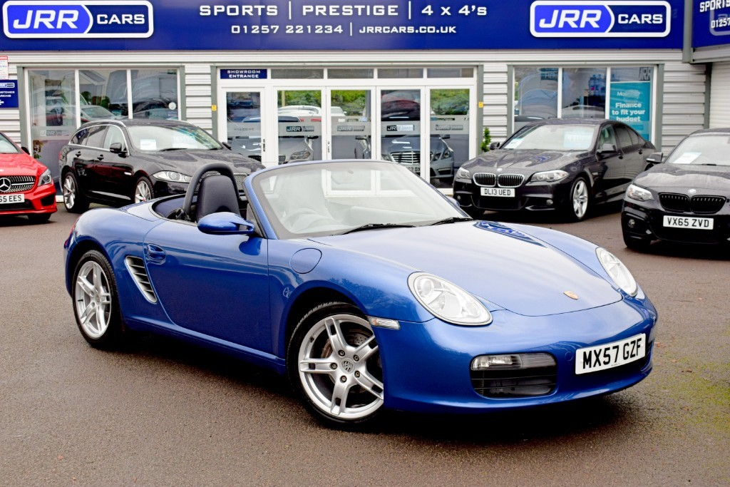 used Porsche Boxster 24V TIPTRONIC S in preston-lancashire