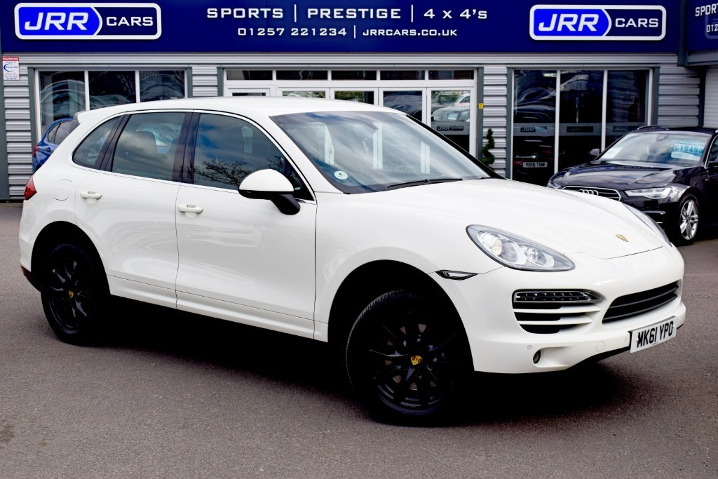 used Porsche Cayenne D V6 TIPTRONIC in preston-lancashire